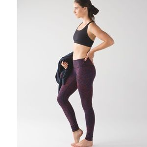 LULULEMON • Wunder Under Pant III • 4